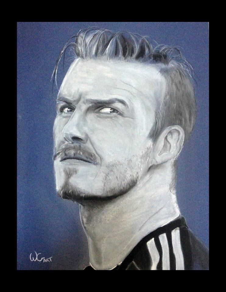 David Beckham by tiGob